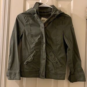 A&F Military Jacket, size M! Brand new!